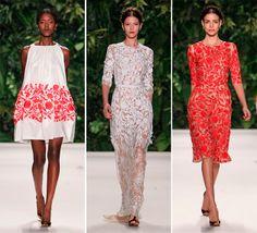 Naeem Khan Spring/Summer 2014 RTW - New York Fashion Week  #NYFW   #MBFW   #fashionweek