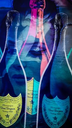 Carmen in Blue Jeans - Lana Del Rey, Andy Warhol. Hipomaniac Remix