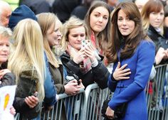 Kate Middleton visits Dundee City in Scotland