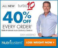 Nutrisystem Turbo Ten Diet Foods Weight Loss - Now You Can Lose Weight with The Nutrisystem Program! Weight loss that works at a price that is nice.