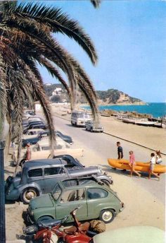 Lloret de Mar, Spain. I'm getting sooooo excited!