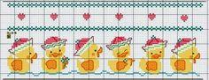 ru / Фото - would be good for a towel or bib Cross Stitch For Kids, Cross Stitch Boards, Cross Stitch Baby, Cross Stitch Animals, Counted Cross Stitch Patterns, Cross Stitch Designs, Baby Embroidery, Hand Embroidery Patterns, Cross Stitch Embroidery