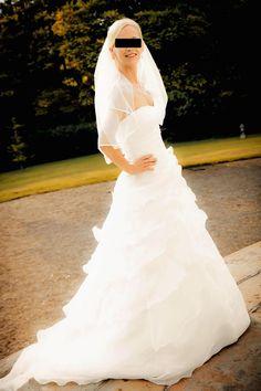♥ Wunderschönes Brautkleid von Pronovias ♥  Ansehen: http://www.brautboerse.de/?post_type=listing_type&p=44805   #Brautkleider #Hochzeit #Wedding