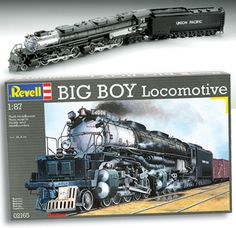 The HO Scale Union Pacific Railroad Steam Engine, Steam Locomotive Train Sets. Union Pacific HO Scale Steam Engines make a great addition to any Steam Locomotive Train Set. Lego Trains, Old Trains, Big Boy 4014, Holiday Train, Flying Scotsman, Union Pacific Railroad, Hobby Trains, Rail Car, Train Pictures