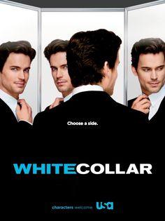 White Collar-Matt Bomer looking ow so dapper