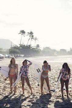 Hawaii Tides with Alessa Quizon