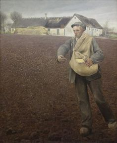 L. A. Ring: The Sower