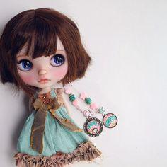 #cheriebabette #blythe #customblythe #blythecustom #doll #k07 #k07doll