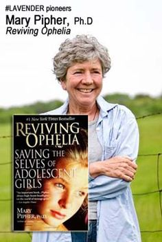 """""""In 1994, Mary Pipher published Reviving Ophelia identifying and describing this phenomenon … and forever changing female psychology. """" [[MORE]]Mary's powerful book squarely that adolescence is when..."""