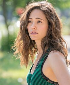 South Side Chicago, Emmy Rossum, Dreadlocks, Long Hair Styles, People, Beauty, Pictures, Photos, Long Hairstyle