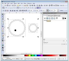 How to make your own gears free app M