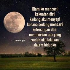 Foto Quotes Rindu, People Quotes, Words Quotes, Best Quotes, Good Night Quotes, Good Life Quotes, Muslim Quotes, Islamic Quotes, Successful Life Quotes