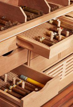 Gerber Humidor C Flex System Cigar Club, Cigar Bar, Pipes And Cigars, Cigars And Whiskey, Cigar Humidor Cabinet, Best Humidor, Cigar Shops, Premium Cigars, Cigar Cases