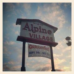 ALPINE VILLAGE.. torrance, CA....oktoberfest!
