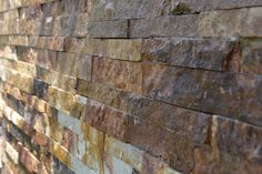 Check out other details of this project by Jason Lee Design Studio like cost and location #StoneSiding #Yard
