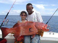 Circuits pêche au gros by hôtel *** restaurant Coco Lodge à Majunga