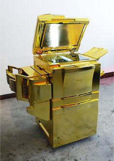 Awesome gold copier!