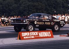 Tasca Ford A/FX Mustang