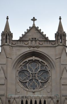 West end/ Rose Window by PF