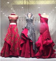 At the launch of 'Scape Song' at today . 476 Milestone Road No. Indian Wedding Gowns, Indian Gowns Dresses, Indian Bridal Wear, Gown Wedding, Long Dresses, Indian Wear, Indian Designer Outfits, Designer Gowns, Indian Outfits