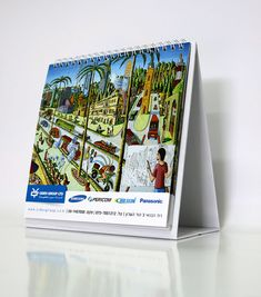 art calendar with colorful naive paintings landscape urban painting painter r. Crafts Beautiful, Beautiful Family, Bible Verse Pictures, Paint Paint, Art Calendar, Birthday Board, Naive Art, Graphic 45, Best Christmas Gifts