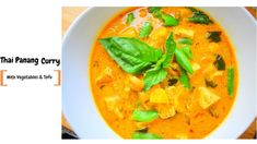 Thai Panang Curry (Vegetarian) : How To Make Vegetarian Thai Panang Curry.  .: I...  PANANG CURRY Thai Panang Curry (Vegetarian) : How To Make Vegetarian Thai Panang Curry.  .: Instant Pot :. Thai Panang Curry With Vegetables and Tofu: How To make Thai Panang Curry. – YouTube Thai Panang Curry, Panang Curry Paste, Thai Curry Paste, Organic Coconut Milk, Extra Firm Tofu, Easy Cooking, Meal Planning, Vegetarian Recipes, Stuffed Peppers