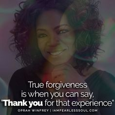 Oprah winfrey quote on gratitude | things to be grateful for today | www.iamfearlesssoul.com