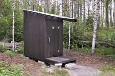Outside Toilet, Outdoor Furniture, Outdoor Decor, Compost, Glamping, Shed, Outdoor Structures, Cabin, Cottage Ideas