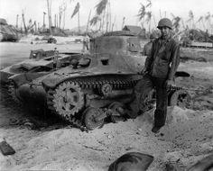 Type 97 Te-Ke Infantry Support / Reconnaissance Tankette