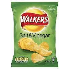 walkers crisps -Favorite snack