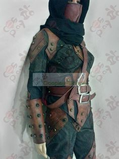 Skyrim+Armor+Costumes | ... Brotherhood Shrouded Armor Skyrim / The Elder Scrolls Cosplay Costume