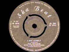 THE HEPTONES - I AM LONELY - YouTube