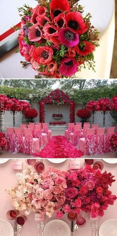 Valentine Day Wedding Inspiration | Calligraphy by Jennifer