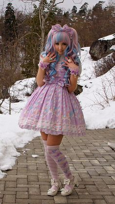 Lolita look!