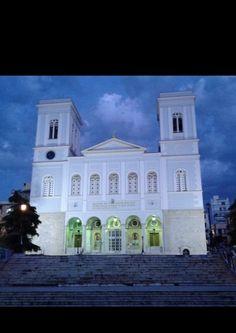 Ναός Παντάνασσας Πάτρας-Greece (KT)