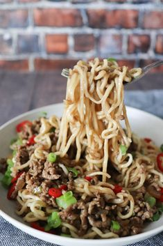 Asian Recipes, Healthy Recipes, Ethnic Recipes, Easy Cooking, Cooking Recipes, Dairy Free Recipes, Food Inspiration, Love Food, Carne