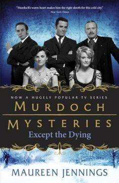 Detective Murdoch Detective, Toronto Winter, Murdock Mysteries, Popular Tv Series, New Books, Movie Tv, Fiction, This Book, Cold