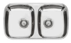 Reginox Princess 80 Stainless Steel Kitchen Sink - RF304S