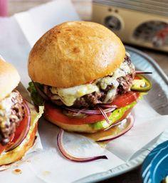 Unser beliebtes Rezept für Homemade Cheeseburger und mehr als 55.000 weitere kostenlose Rezepte auf LECKER.de.