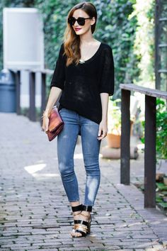 4 steps to getting dressed up and out the door for a date night on M Loves M @marmar