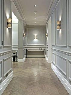 Decor Homedecor Homeinspiration Interiordesignideas Moderndecor Designlovers Wainscoting Ideas Wainscoting