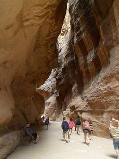 Il Canyon a Petra
