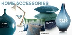 Best and Buys Home Accessories Crate and Barrel