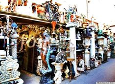 A guide to the best flea market cities in the world