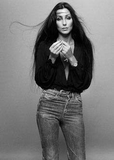 That 70′s Cher: An Icon in Denim