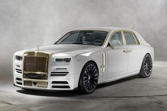 Mansory's Take On The New Rolls-Royce Phantom Offers More Luxury, 602 HP | Carscoops