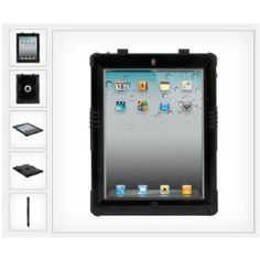 Trident Kraken for iPad 2    Nice case with incorporated screen protector (one piece with front of case). Because case clips together as front and back with two clips at top of device, I would be reluctant to recommend it to kids with behavior challenges or nimble fingers that might like to remove a case. It also may dislodge if a clip happens to get hit on impact on a drop.  Might be a nice case for a teacher or other adult, though. Good price point, nice feel, and decent protection.