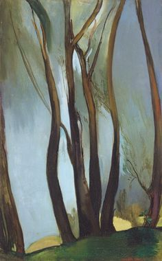 Tree, Amrita Sher-Gil. Indian (1913 - 1941) - Oil on Canvas -