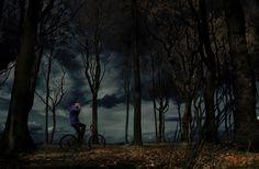 Ride (Gespensterwald 4)   von Collin Key