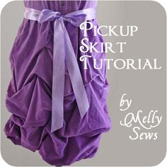 Pickup Skirt Tutorial